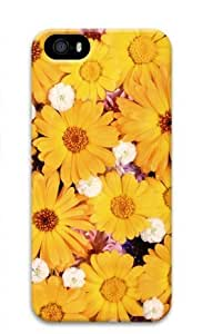 Lilyshouse Little Yellow Daisy Iphone 5 5S Hard Protective 3D Cover Case