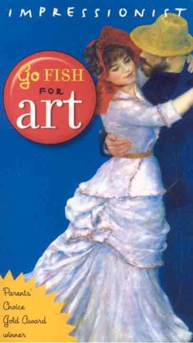 Go Fish Cards And Book: Impressionists ebook