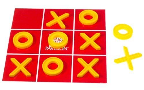 Tic Tac Toe Board Game -