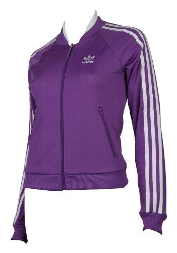 veste adidas violette femme