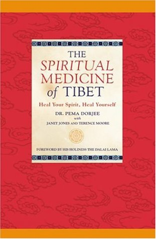 The Spiritual Medicine of Tibet pdf epub