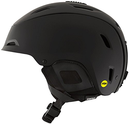 Giro RANGE Snowboard Ski Helmet Matte Black Small - Discontinued Color by Giro