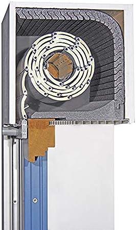 DiHa Kombi Flex TF - Aislamiento para persianas (175 x 1000 mm, 25 mm): Amazon.es: Bricolaje y herramientas
