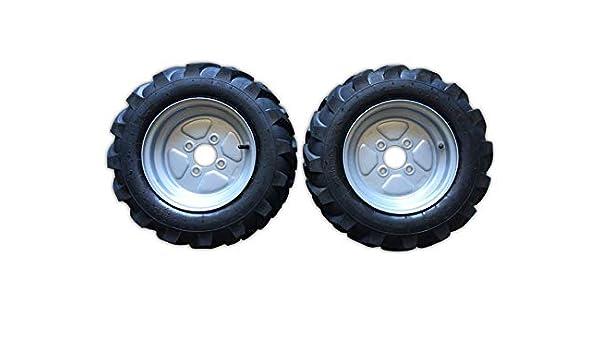 Imbriano Macchine Agricole ruedas de motocultor/motoazada 4.00-10 ...