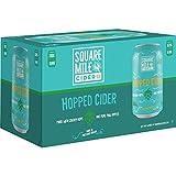 Square Mile Cider, Cider Spur & Vine, 6pk, 12 Fl Oz