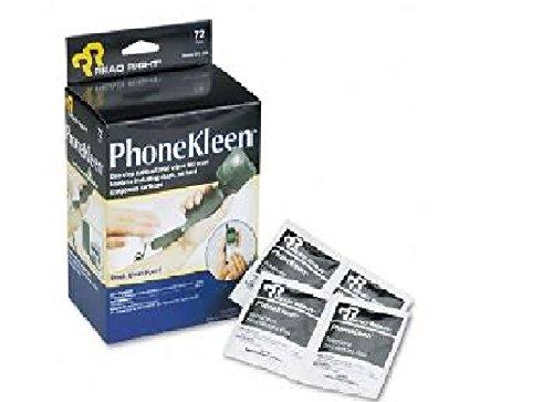 Phonekleen Wet Wipes Cloth (REARR1303 - Read Right PhoneKleen Wet Wipes )