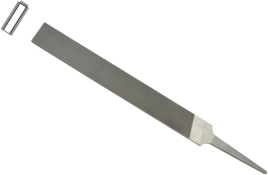 Grobet USA Hand File 8 inch Cut 0