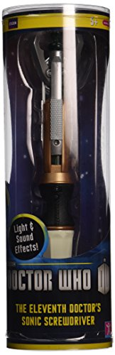 Dr. Who the Eleventh Doctor's Sonic Screwdriver and Flashlight