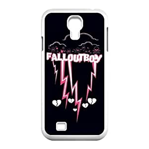 wugdiy DIY Case Cover for SamSung Galaxy S4 I9500 with Customized Fall Out Boy