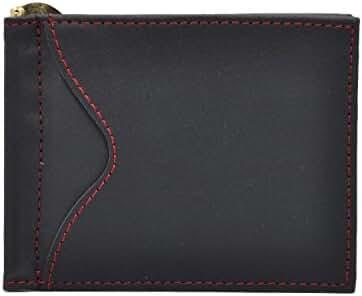 Royce Leather Men's RFID Blocking Money Clip Wallet