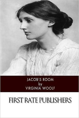 Book Jacob's Room by Virginia Woolf (2014-06-16)