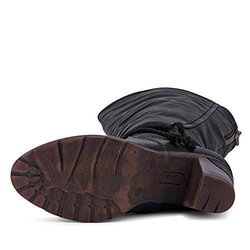 Sandales mode mixte Schwarz Rieker enfant O4qHSwppy