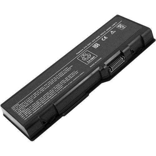 AC Doctor INC New 6 Cell 5200mAh Laptop Battery for Dell Inspiron 6000 9200 9300 9400 E1705 U4873