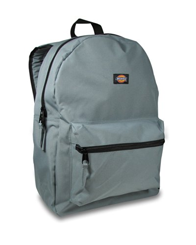 Dickies Student Backpack, Gravel Gray, One Size