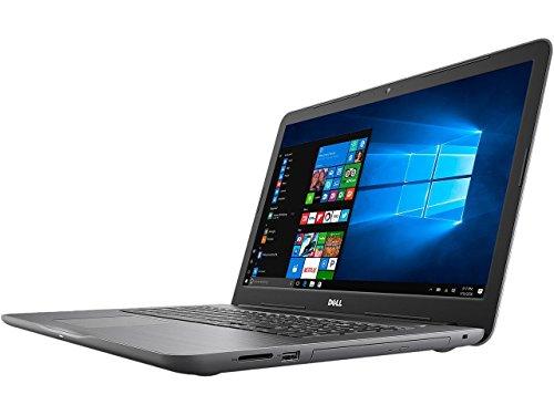 2018 Dell Inspiron 17 17.3″ HD+ Laptop Computer, Intel Core i5-7200U up to 3.10GHz, 8GB DDR4 RAM, 256GB SSD + 1TB HDD, 802.11ac WIFI, Bluetooth 4.2, USB 3.0, Backlit Keyboard, HDMI, Windows 10