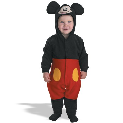 Mickey Mouse Infant Costume