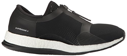 Women's Boost Black Core Shoes Black White Zip Pure X adidas Core Training TR Footwear aExnfdwzB