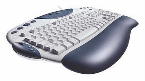 amazon com logitech internet navigator keyboard electronics rh amazon com Logitech Keyboard Symbols Logitech K810 Keyboard