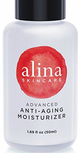 Alina Skin Care Advanced Anti-Aging Moisturizer, 1.69 ounce