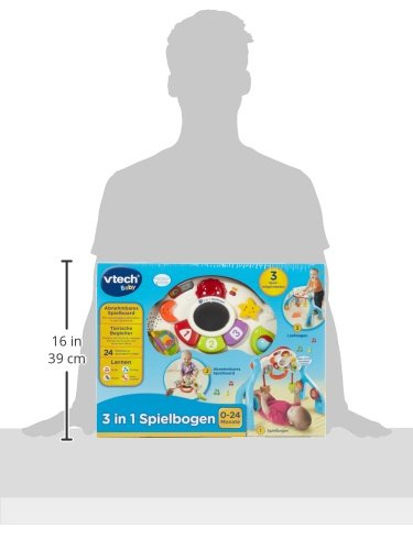 3-in-1 Spielbogen VTech 80-156604