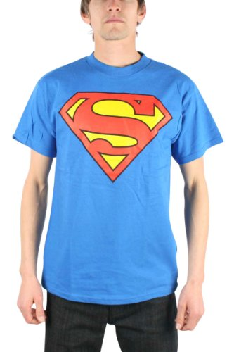 Superman-Classic Logo T-Shirt Size XL for $<!--$13.49-->