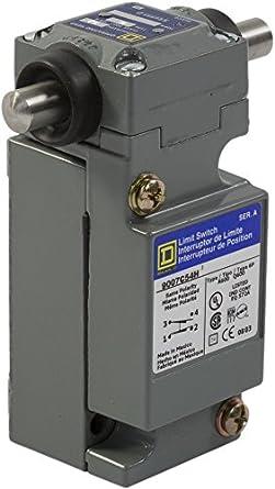 Square D 9007 C54h Heavy Duty NEMA interruptor de límite, tamaño ...