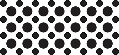 StickerTalk Original Camera Dots Webcam Covers, 1 Sheet of 32 Stickers at .25 inches Diameter, 21 Stickers at .375 inches Diameter.