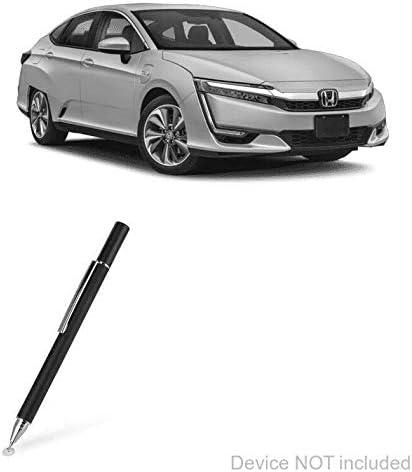Stylus Pen - Jet Black FineTouch Capacitive Stylus Honda 2018 Clarity Super Precise Stylus Pen for Honda 2018 Clarity BoxWave 8 in 8 in