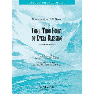 come thou fount sheet music - 4