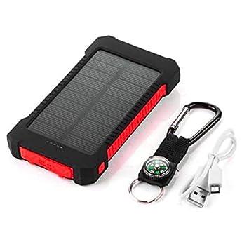 HermosaUKnight Banco de energía Solar de Gran Capacidad Dual ...