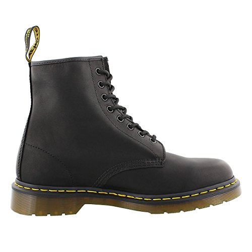 Dr. Martens Mens 1460 8-eye Avslappnad Boot Svart 8 M Uk