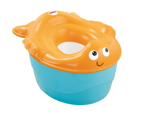 Fisher Price Potty Goldfish Discontinued Manufacturer