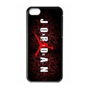 Custom Case Jordan Logo For iPhone 5C Q3V613213