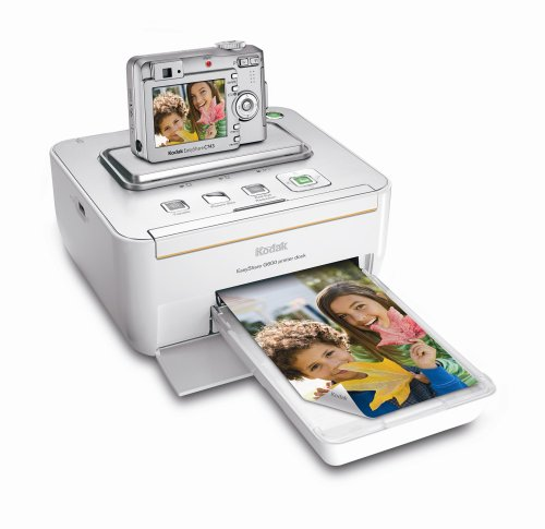 Kodak Easyshare C743 7 MP Digital Camera with 3xOptical Zoom with G600 Printer Dock - Printer Kodak Camera Easyshare Dock