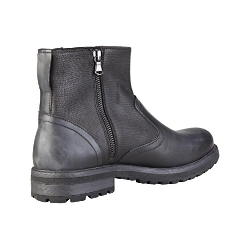 Shoes Italia Pardo Uomo Made Stivaletti in gEx646