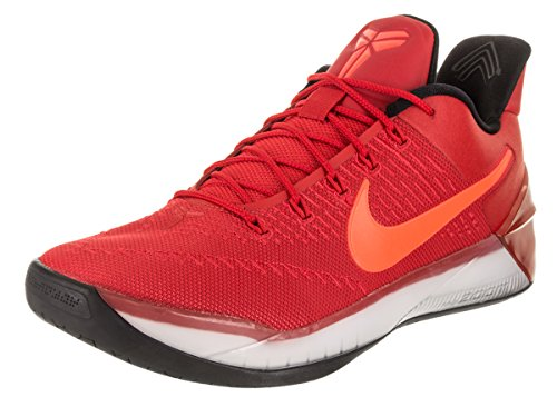 NIKE Mens Kobe A.D. University Red/Black Basketball Shoe 11.5 Men US