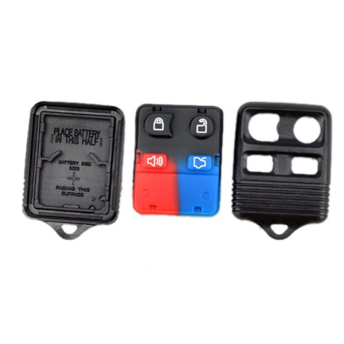 new-4-buttons-key-shell-remote-case-for-ford-escort-mustang-focus-mercury-no-chips-inside