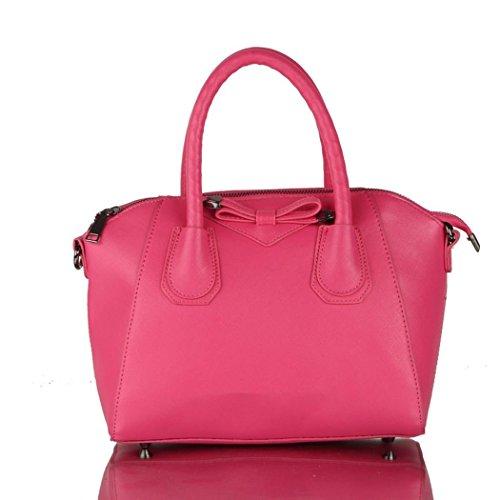 VINICIO Women's Gentlewomanly Classical Bowknot Pure Color - Usa Diesel Online Store