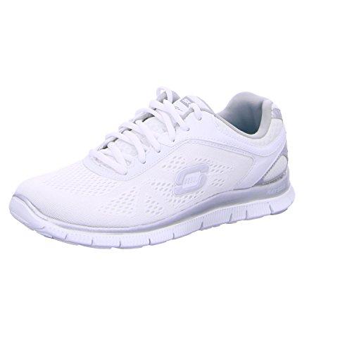 Skechers Flex Appeal - Miracle Worker - Zapatillas para mujer blanco