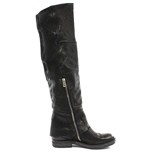 As98 Stiefel Lodret 818.321-101 Nero Airstep As98 Nero 2ExAlw
