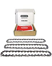Oregon 3-Pack Pole Saw Chains voor 10-Inch (25 cm) Bar - 40 Drive Links - low-kickback ketting past op Black & Decker, Ryobi en Meer