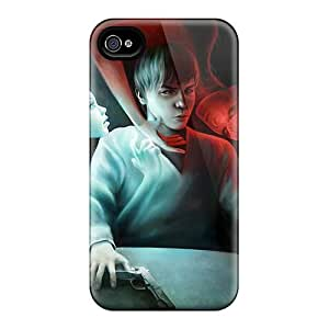 High Quality TinaMacKenzie Bad Or Good Skin Cases Covers Specially Designed For Iphone - 6