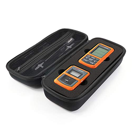 ProCase Hard Carrying Case for ThermoPro TP20 / TP-08S / TP07 Wireless Remote Digital Kitchen Cooking Food Meat Thermometer -Black