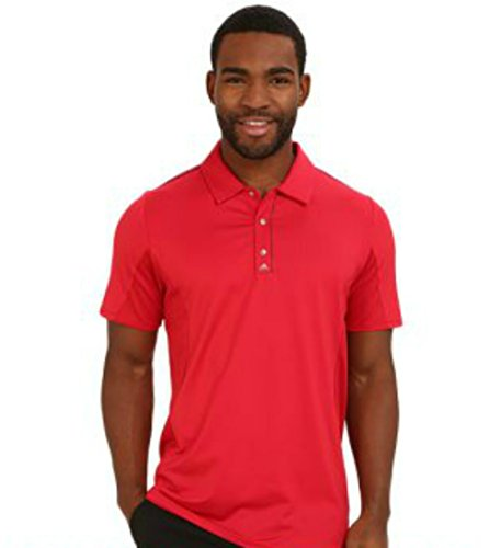 Puremotion Tour ClimaCool Flex Rib Texture Polo (S)