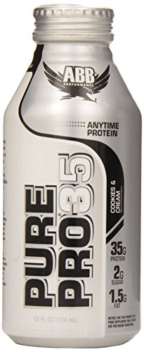 ABB Pure Pro Cookies & Cream 12 - 12 fl oz (354mL) Bottles