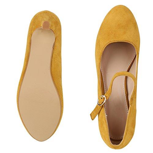 napoli-fashion - Cerrado Mujer amarillo