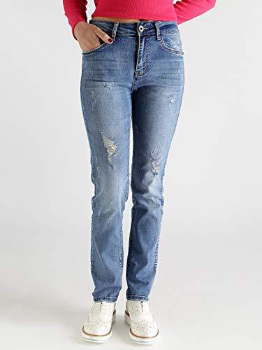 regular Jeans Jeans regular Jeans Jeans fit fit Jeans strappati strappati wx0qgrHw