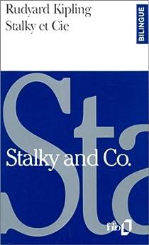 Stalky et cie par Kipling