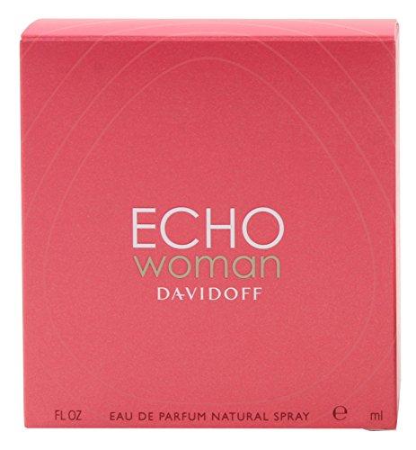 echo by davidoff for women eau de parfum spray 3 4 ounces. Black Bedroom Furniture Sets. Home Design Ideas