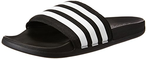 Adidas Deporte Black Adilette Hombre para Black Negro CF White de Exterior Core Ftwr Core Zapatillas BTBIRxrq